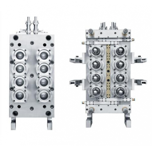 80-port 250g one-out eight-oil bottle mold